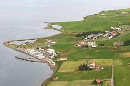 Svalbardseyri photo by Hodur Geirsson
